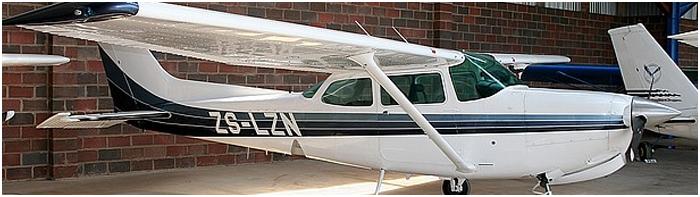 Cessna 72R ZS-LZN