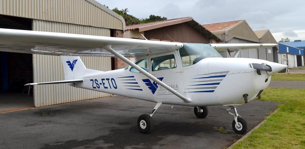 Cessna 172 ZS-ETO