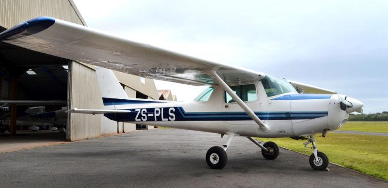 Cessna 152 ZS-PLS
