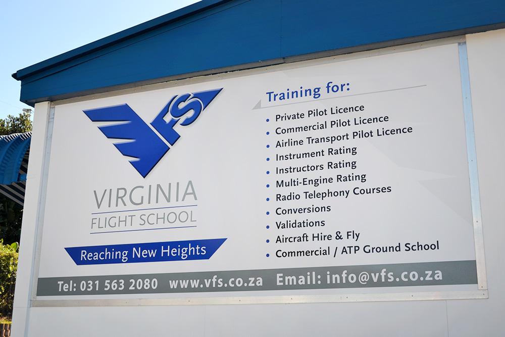 Home Virginia Flight School Reaching New Heights